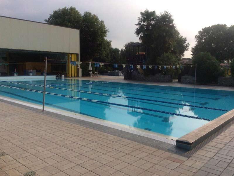 Parco Estivo Olimpic Sporting Club - Piscine Estive a Calcinate, Bergamo